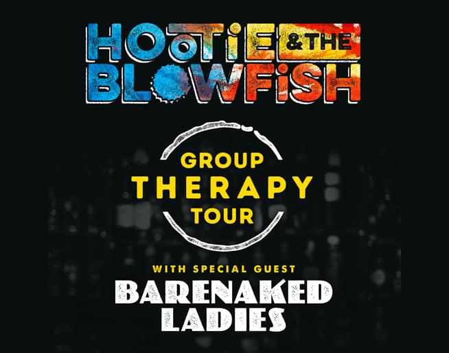 Listen and Win tickets to Hootie & the Blowfish