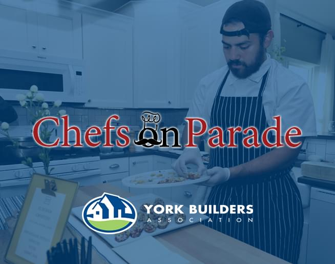 Win Tickets to Chefs on Parade from the York Builders Association