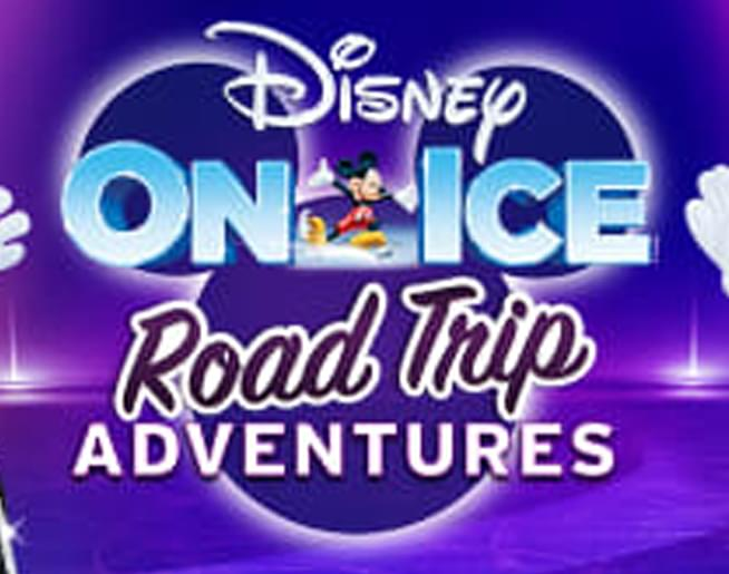 Disney On Ice Presents: Road Trip Adventures
