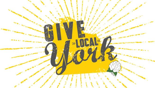Give Local York's Big Give Day is Friday, May 3