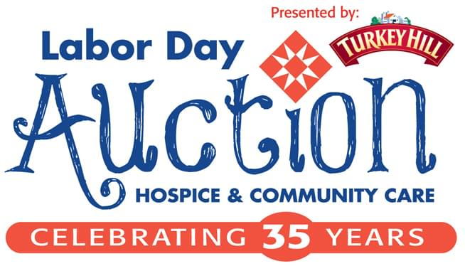 Hospice & Community Care Labor Day Auction