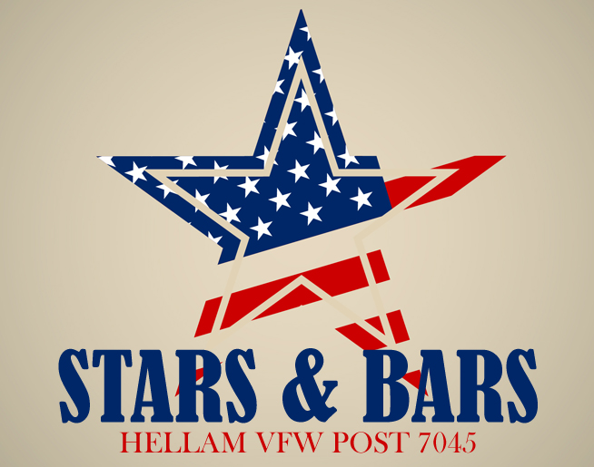 Join us for Stars & Bars at the Hellam VFW