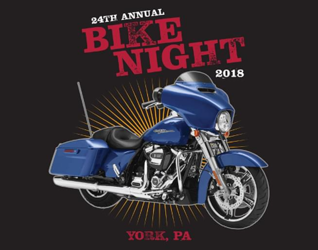 Join 96.1 SOX at Bike Night in York