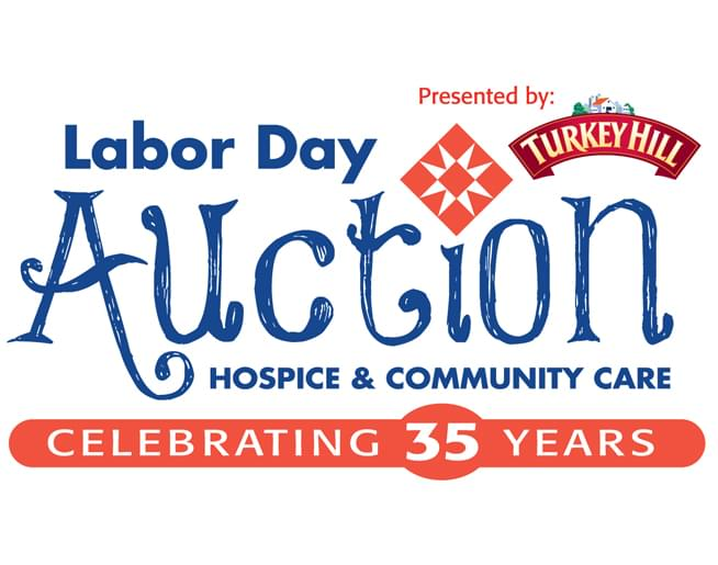 Join us for the Hospice & Community Care Labor Day Auction!