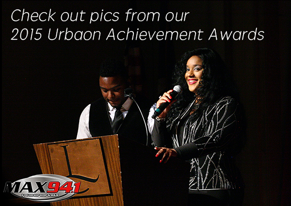 Urban Achievement Awards 2015
