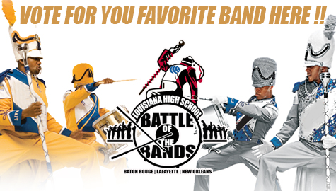 The 2017 Louisiana High School Battle of the Bands