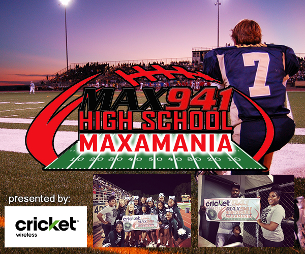 Max 94.1 High School Maxamania 2018 Schedule