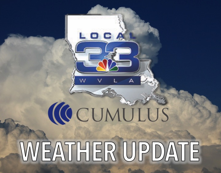 WVLA/Cumulus Weather Update