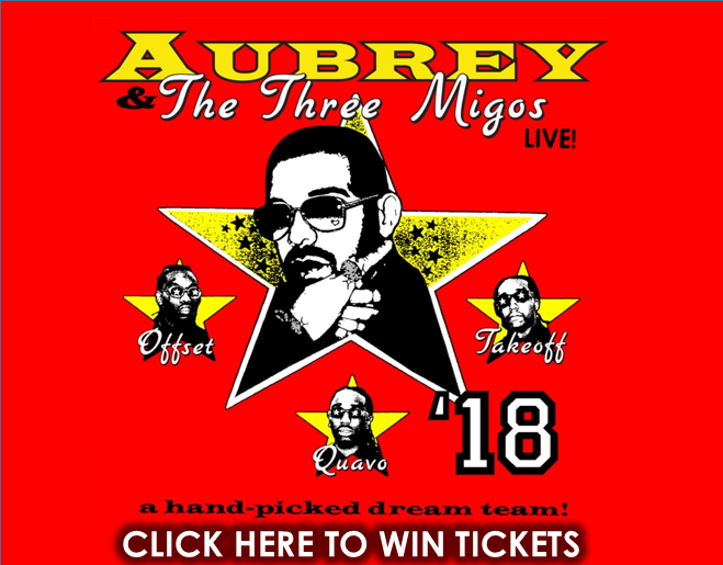 Win Tickets to see Drake & Migos