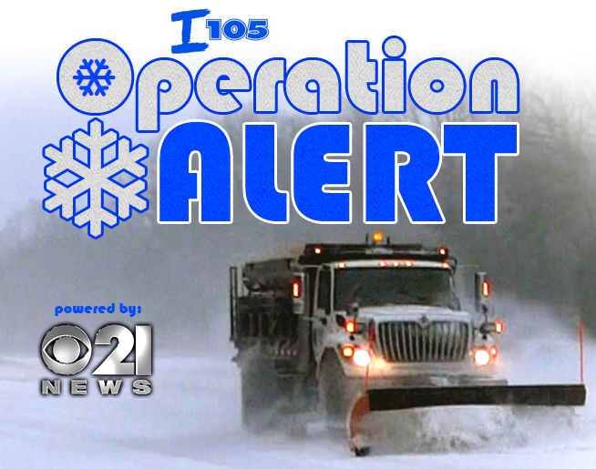 I-105 Operation Alert – Closings & Delays