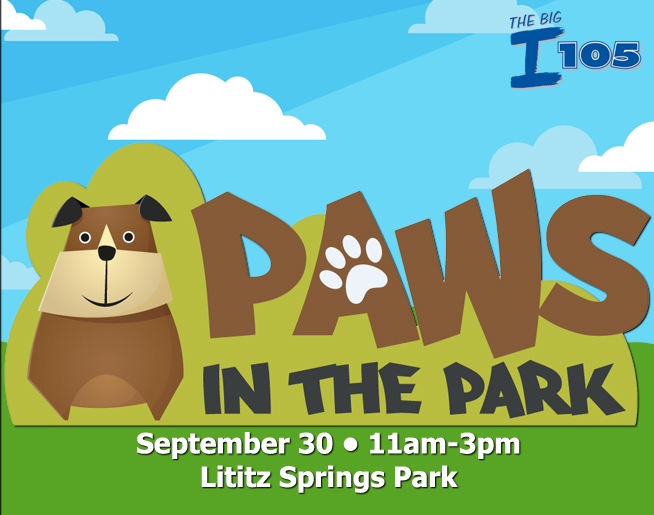 Join us for the PAWS in the PARK Dog Festival in Lititz