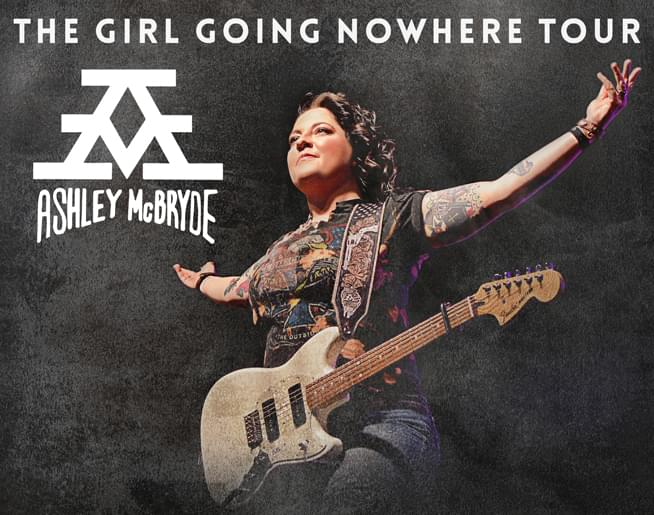 I-105 presents: Ashley McBryde at the Chameleon Club on December 8th