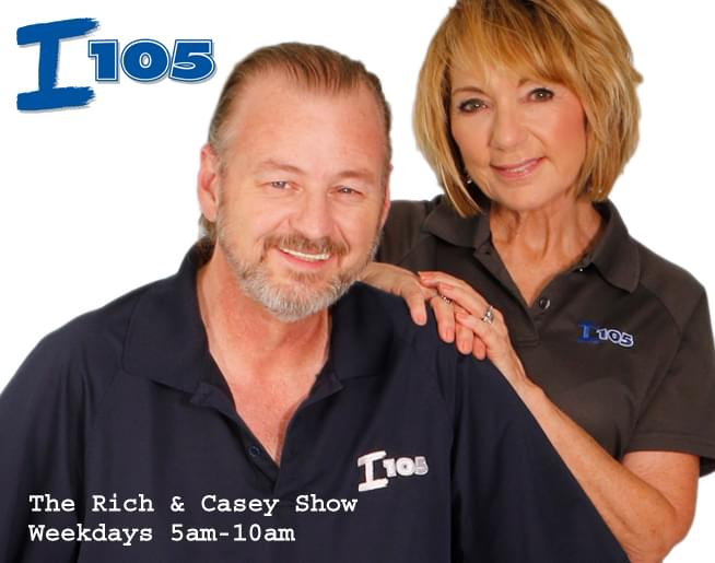 Meet your NEW I105 Morning Show