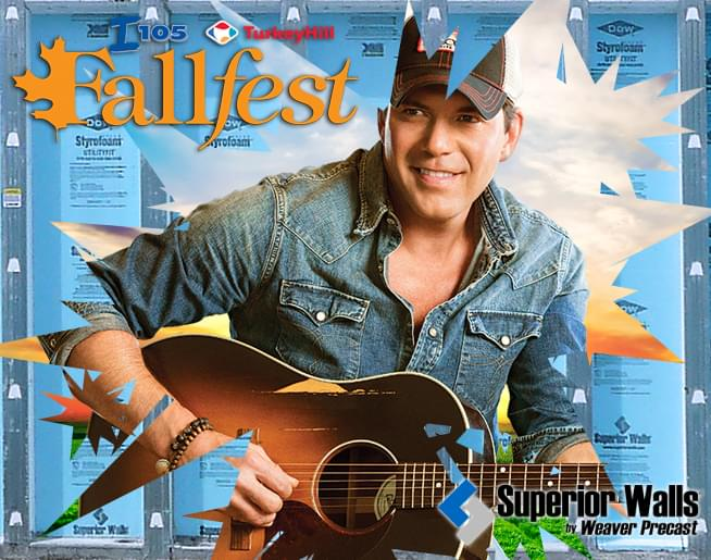 Guess the Headliner for the 2018 I-105 Turkey Hill Fallfest