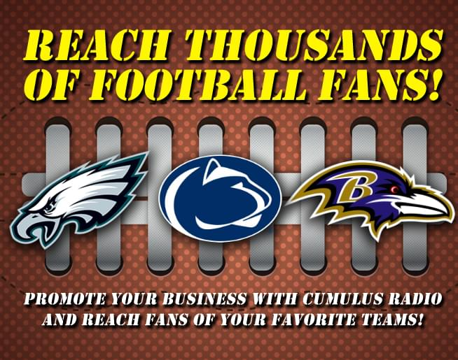 Reach Thousands of Football Fans