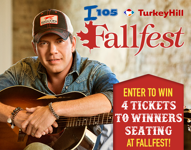Visit us at Turkey Hill and Enter to Win Winners Seating