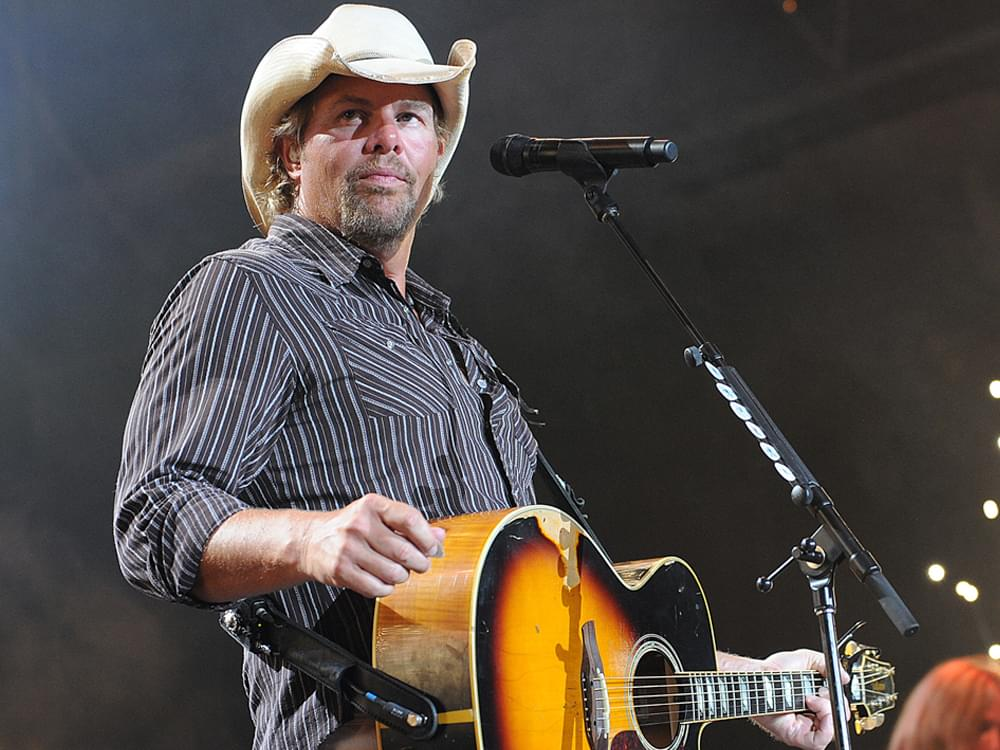 "Toby Keith Announces ""That's Country Bro! Tour"""