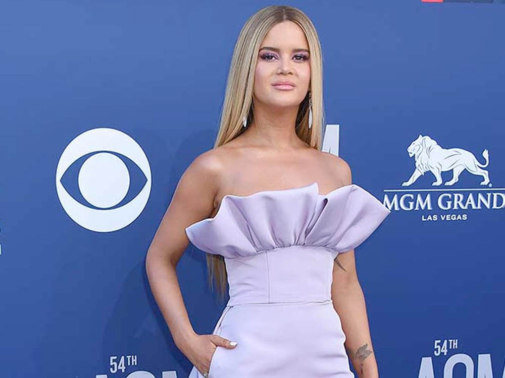 """Watch Maren Morris Perform """"A Song for Everything"""" on """"The Late Show"""""""