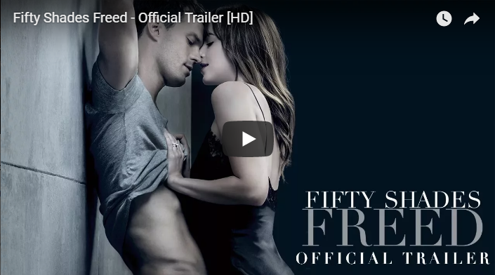 FIFTY SHADES FREED TRAILER || VIDEO