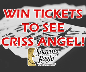 Win Tickets to Criss Angel