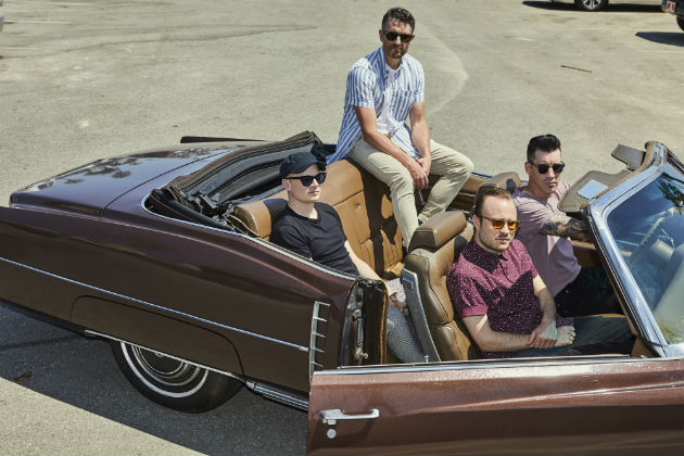 Theory Of A Deadman Set to 'Rock The Hill' in Bay City on August 10th