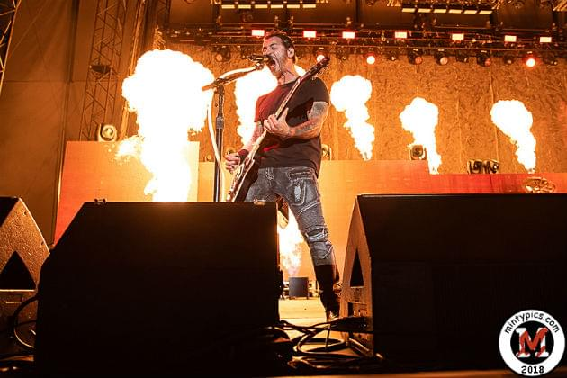 Godsmack and Volbeat Teaming Up for Grand Rapids Concert