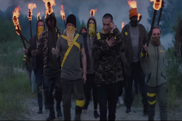 "Twenty One Pilots Release ""Levitate"" Music Video"