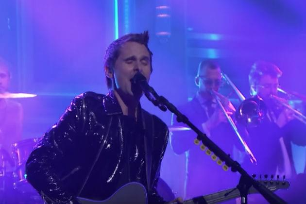 Watch Muse Perform 'Pressure' on The Tonight Show Starring Jimmy Fallon [VIDEO]