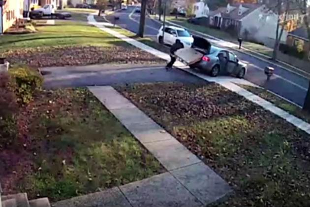 Porch Pirate Problems