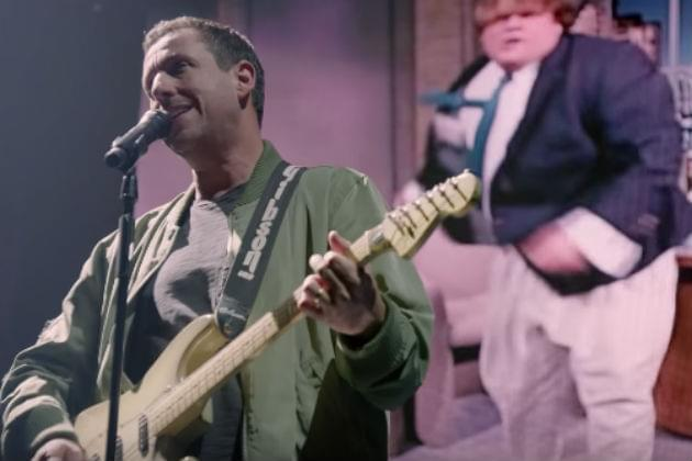 Watch Adam Sandler's Tribute to Chris Farley in New Netflix Special [VIDEO]