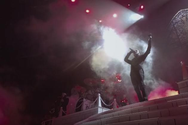 Ghost Releases Concert Video for 'Faith'
