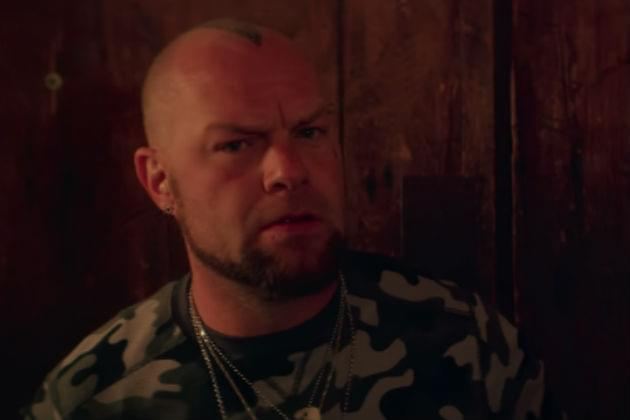 Five Finger Death Punch Release Official Music Video for 'Blue On Black'