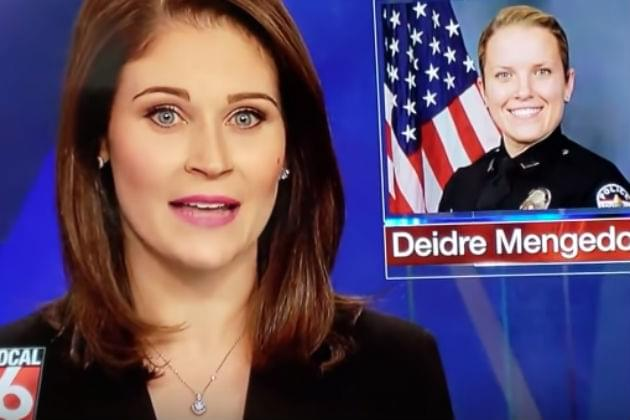 This TV Anchor Has a Very Unfortunate Mispronunciation at the Worst Time [VIDEO]
