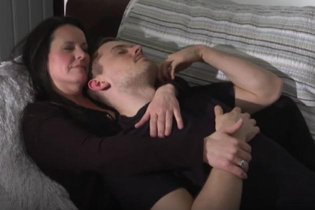 Some People Pay This Woman $80 Per Hour Just to Cuddle [VIDEO]