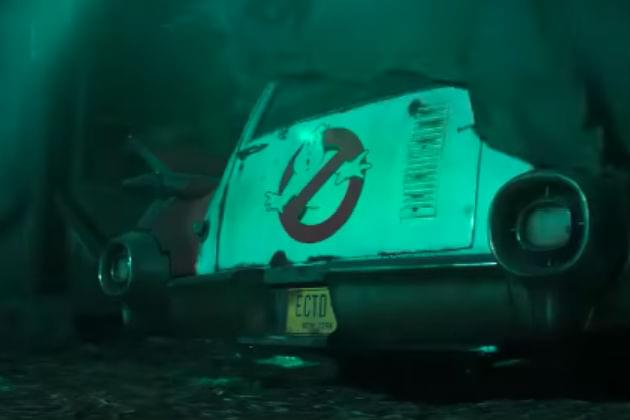 There's Already a 'Ghostbusters 3' Teaser Trailer [VIDEO]