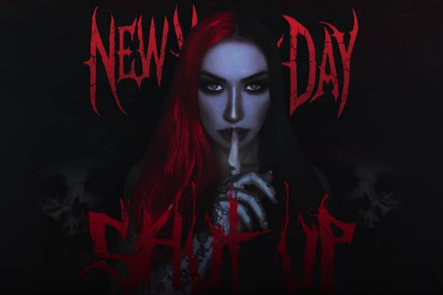 New Years Day Release New Single 'Shut Up' [AUDIO]