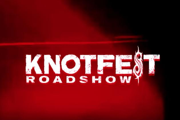 Slipknot Bringing KNOTFEST Roadshow to DTE Energy Music Theatre on August 12th