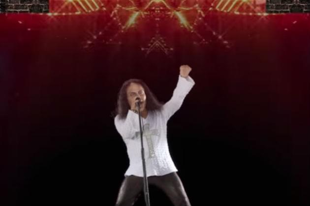 Ronnie James Dio Hologram Coming to a Stage Near You [VIDEO]