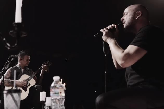 Disturbed Tackles Addiction and Mental Health with Powerful Video for 'A Reason To Fight'