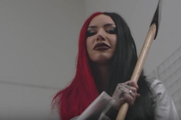 New Years Day Release Official Music Video for 'Shut Up'