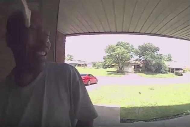 This Guy Got Attacked By a Snake and It Was Caught By a Doorbell Camera [VIDEO]
