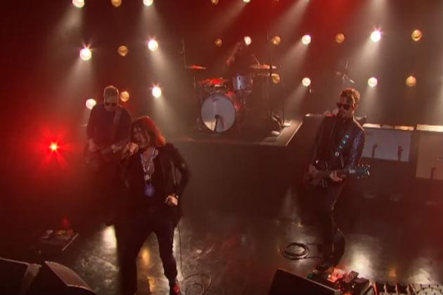 Watch Rival Sons Perform 'Too Bad' on 'The Late Late Show with James Corden' [VIDEO]