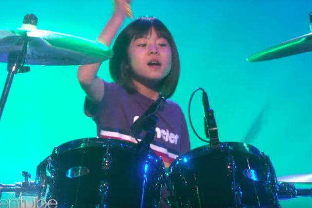 Dave Grohl Surprises Young Drummer with a Special Message on 'Ellen' [VIDEO]