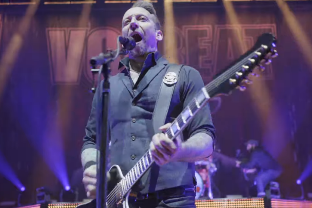Volbeat Releases Official Music Video for 'Leviathan'