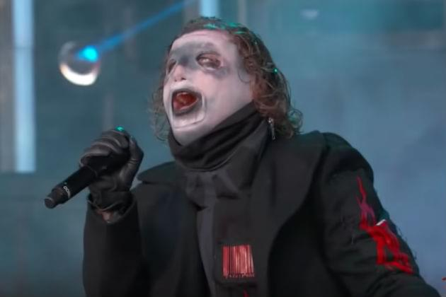 Watch Slipknot Perform 'Unsainted' on Jimmy Kimmel Live! [VIDEO]