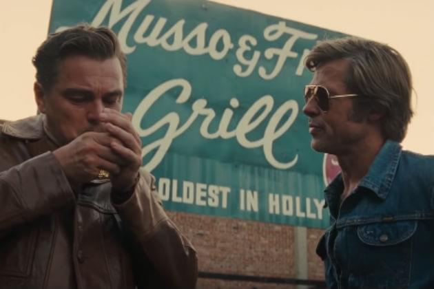 Leonardo DiCaprio and Brad Pitt Star in 'Once Upon A Time in Hollywood' Trailer [VIDEO]