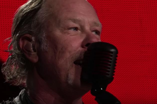 Watch Metallica Perform 'Spit Out The Bone' in Paris [VIDEO]
