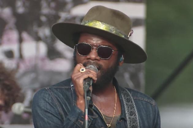 Watch Gary Clark Jr. Perform 'What About Us' at the Stanley Cup Finals [VIDEO]