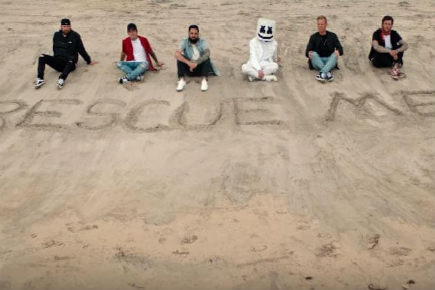 A Day To Remember Team Up with Marshmello for 'Rescue Me' [VIDEO]