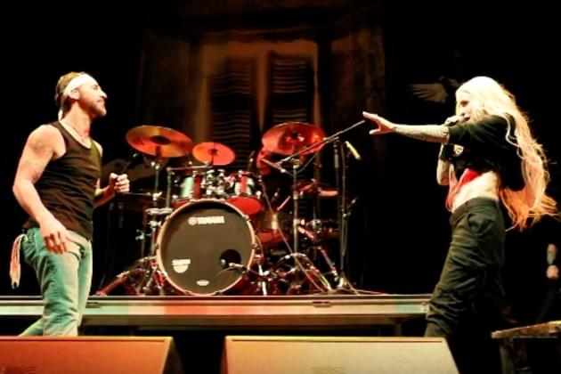 Stitched Up Heart Enlists the Help of Godsmack's Sully Erna for 'Lost' [VIDEO]